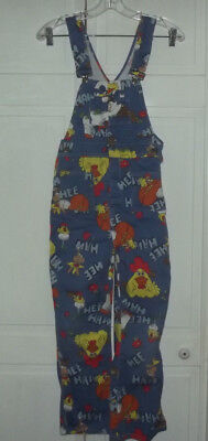 Vintage Hee Haw Bib Overalls In A Youth Size