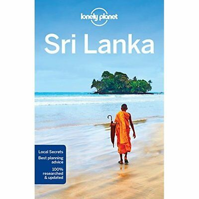 Lonely Planet Sri Lanka Ryan Ver Berkmoes Paperback Holiday Travel Guide India