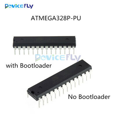 ATMEGA328P-PU DIP-28 Microcontrolle​r With ARDUINO UNO R3 Bootloader or Not New