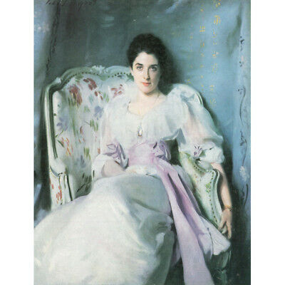 Canvas Painted Oil Painting home decor Lady Agnew by John Singer Sargent Giclee