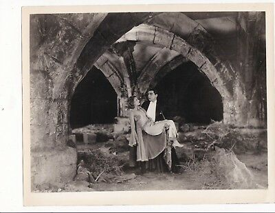 Original Bela Lugosi Helen Chandler  Dracula 1931 Movie Still Iconic Horror Film