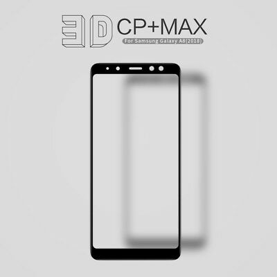 NILLKIN 3D CP+ Max for Samsung Galaxy A8 (2018) Tempered Glass Screen Protector
