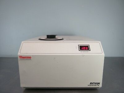 Thermo Savant RVT4104 Refrigerated Vapor Trap with Warranty SEE VIDEO