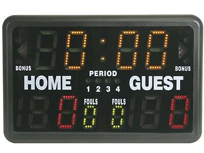 Tableau Panneau Afficheur Sport Chronometre Score Point Basket Judo Handball...