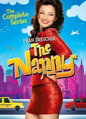 The Nanny: The Complete Series Season 1 2 3 4 5 6 (DVD, 2015, 19-Disc Set)