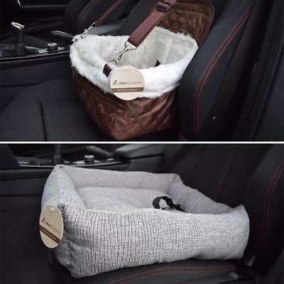 Travel Pet Dog / Cat Puppy Car Bed / Carrier Booster Seat Protector / Safety Bag