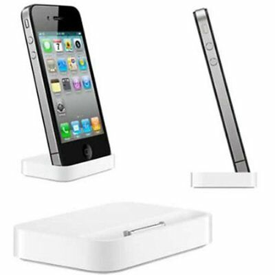 Desktop Sync Charger Dock Docking Station for iPhone 4s, iPhone 4, iPhone 3Gs