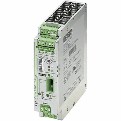 Phoenix Contact 2320212 QUINT-UPS/24DC Uninterruptible Power Supply 9.4A