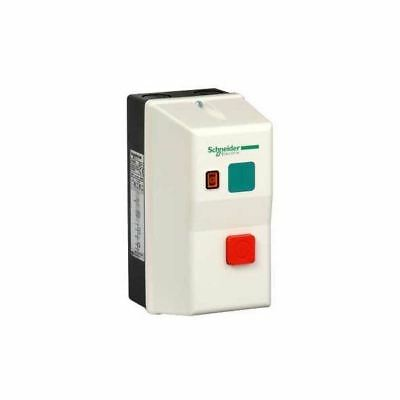 Schneider Electric LE1M35N712 TeSys 2.2kW 415V 3 Ph Starter Thermal Overload 3.7