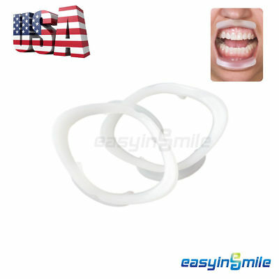 EASYINSMILE Dental Orthodontic Mouth Opener Cheek Retractor for Tooth Whitening