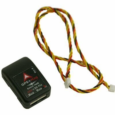 Vector GPS Magnetometer Module V2 with Harness Cable