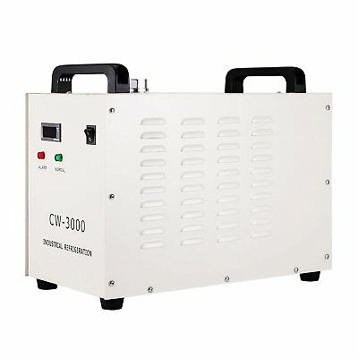 B&H CW-3000 Thermolysis Industrial Water Chiller for 60W / 80W Laser Engraver