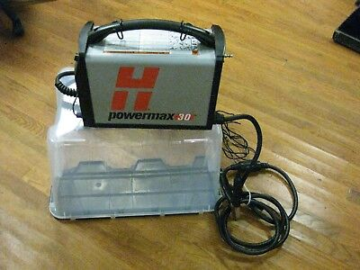 Hypertherm Power Max 30 Plasma Cutter Great Condition