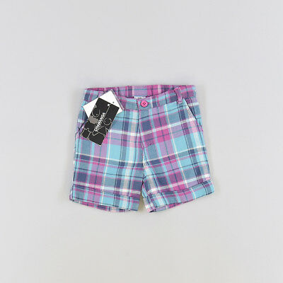 Shorts color Azul marca Charanga 9 Meses  203597