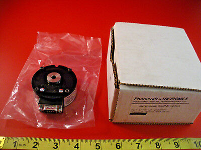 Tri Tronics HS25C-P64AJ/8-30 Incremental Shaft Encoder Photocraft Intelli 230094