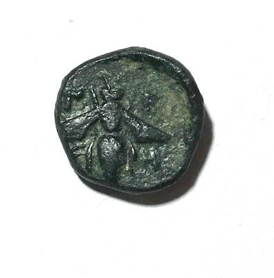 Ancient Greek, Gentinos, Troas, 350-300 BC. AE, Bee