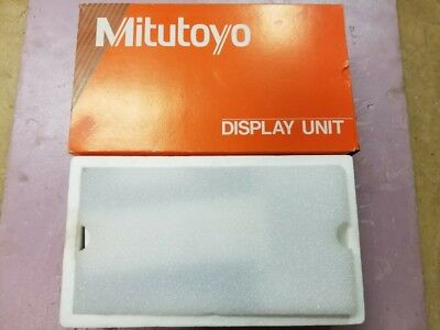 Mitutoyo Display Unit SD-D1E NEW!!