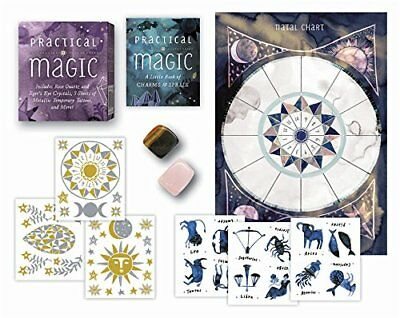 Practical Magic All In One Mini Kit Divination Set Wiccan Pagan Metaphysical