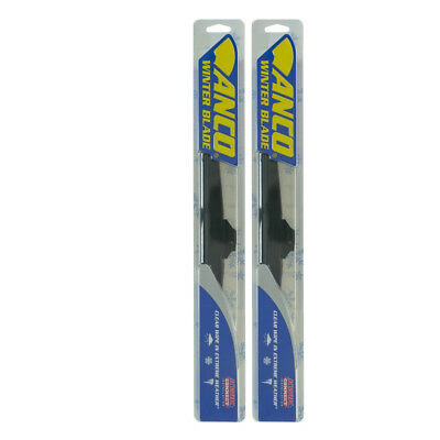 "2X Wiper Blades Fits AUDI,COUPE-FRONT PAIR 20"" Length(30-20)-ANCO WINTER"