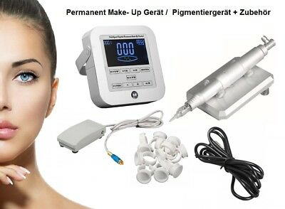 Permanent make-up Gerät Maschine Permanent makeup Pigmentiergerät Derma Pen