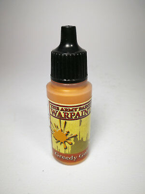 Greedy Gold - The Army Painter Warpaints - Colour Primers - 18 ml