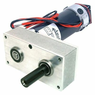 """Ampflow A28-400-F24 3"""" 24V Motor and Gearbox"""