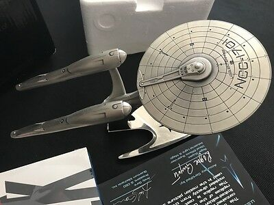 Star Trek U.S.S. Enterprise (2009) Commemorative  NCC-1701