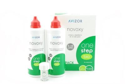 Avizor One Step Bio 3-Monatspack 2 x 350ml PZN: 8018772