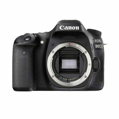 Canon EOS 80D DSLR Camera (Body Only) Multi Ship from US