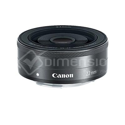 Canon EF-M 22mm f/2  STM Bulk Lens for EOS M New