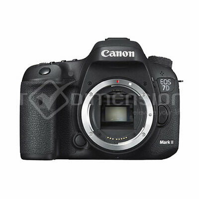Canon EOS 7D Mark II Digital SLR Camera Body Only Multi Language Ship from US