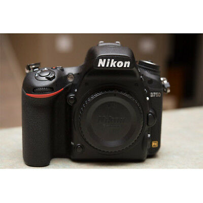 Nikon D750 24.3MP FX DSLR Camera Body Multi Language Ship from US