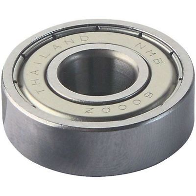 Modelcraft 635 ZZ Radial Steel Ball Bearing 19mm OD 5mm Bore 6mm Width
