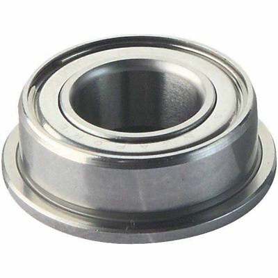 Modelcraft Radial Steel Ball Bearing with Flange 12mm OD 8mm Bore 3.5mm Width