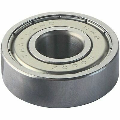 Modelcraft 6000 ZZ Radial Steel Ball Bearing 26mm OD 10mm Bore 8mm Width