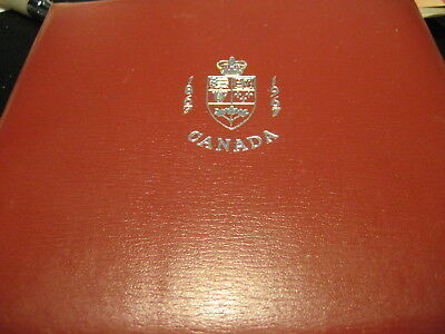 1967 Canadian Red Box Proof Set