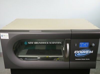 New Brunswick Innova 44 Incubator Shaker with Warranty