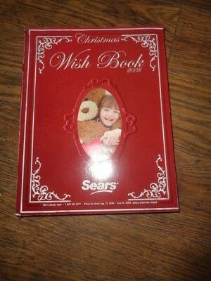Sears Wish Book 2008