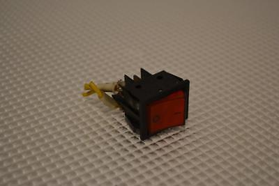 One Used Lot Of 7 Kema Keur Rocker Switches T120/55.