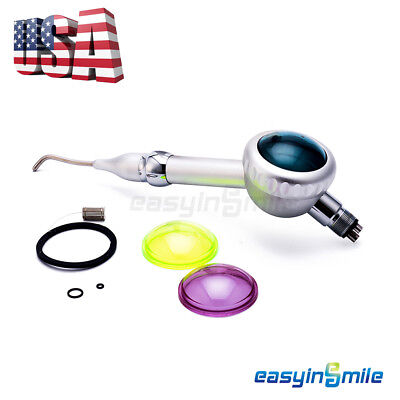 EASYINSMILE Dental Air Flow Teeth Polishing Polisher Handpiece Hygiene Prophy CE