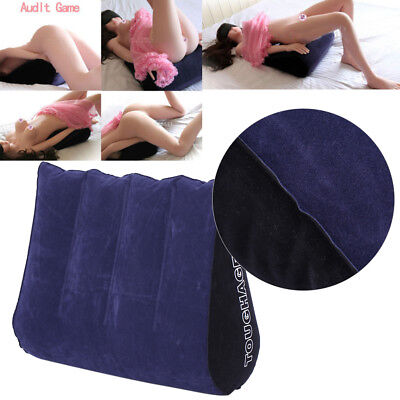 gonflable aide sexe CALE Coussin Triangle Love Position Coussin Couple meubles