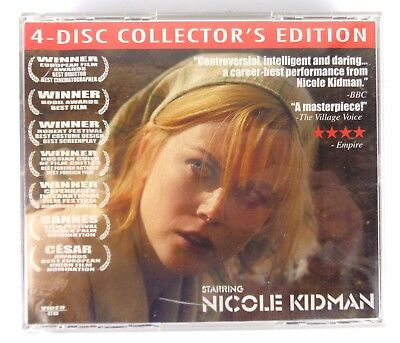 nicole kidman dogville/dogville confession video cd singapore, new factory saled