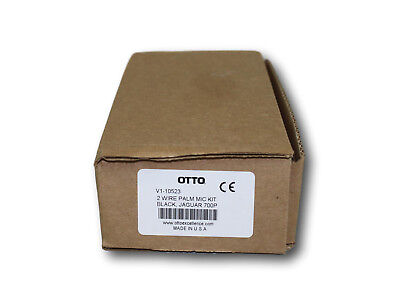Otto V1-10523 HARRIS Two Wire Surveillance Kit for JAGUAR 700P (NEW)