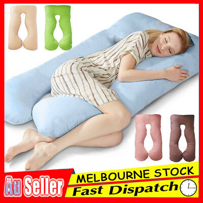 New Maternity Pregnancy Pillow Nursing Sleeping Body Support Feeding Boyfriend