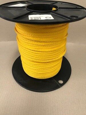 Ski Rope 6mm 150m -  Yellow 12 Strand Ski tow rope