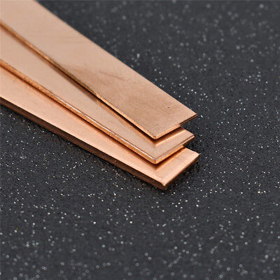 T2 Copper Bar Plate Metalworking 99.95% Copper Raw Material Good Conductivity