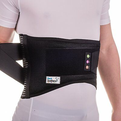 BackSoothers® Ultimate BackPro+ Lumbar Lower Neoprene Back Support Brace Belt