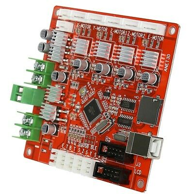 Anet V1.0 Ramps 1.4 Update Version 3D Printer Controller Board Updated For A8