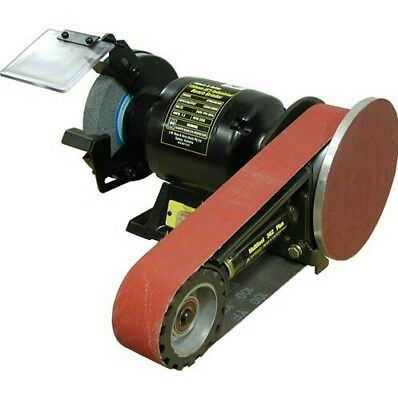 """Multitool 362 Plus fitted to 6"""" Industrial Abbot & Ashby grinder"""