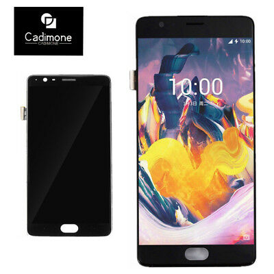 For Oneplus 3 A3000 A3003 LCD Display Touch Screen Digitizer Assembly+Frame neu